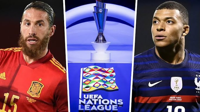UEFA Nations League: World Cup holders France draw Belgium, Italy to face Spain in semi-finals