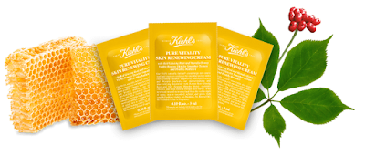 Kiehl's Pure Vitality FREE Sample Giveaway