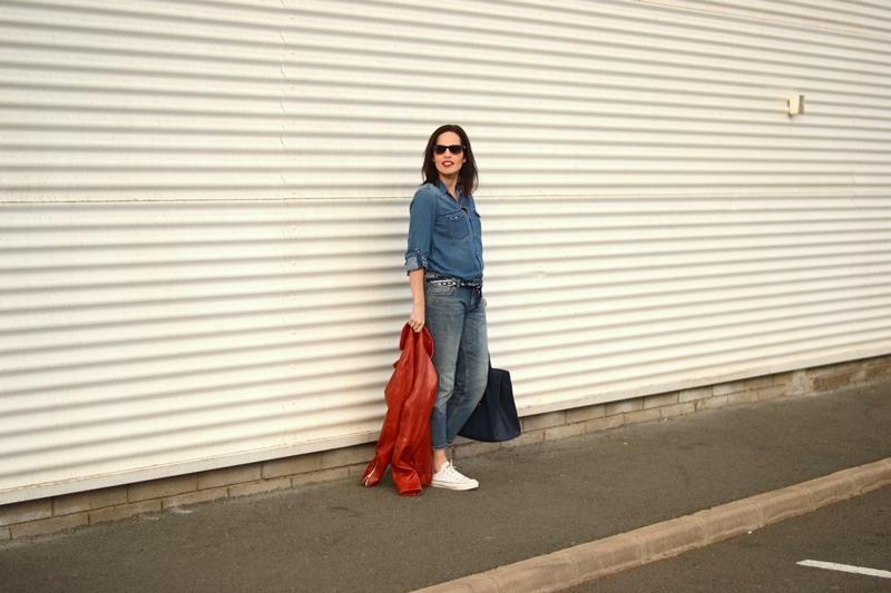 red-jacket-and-denim-outfit-street-style