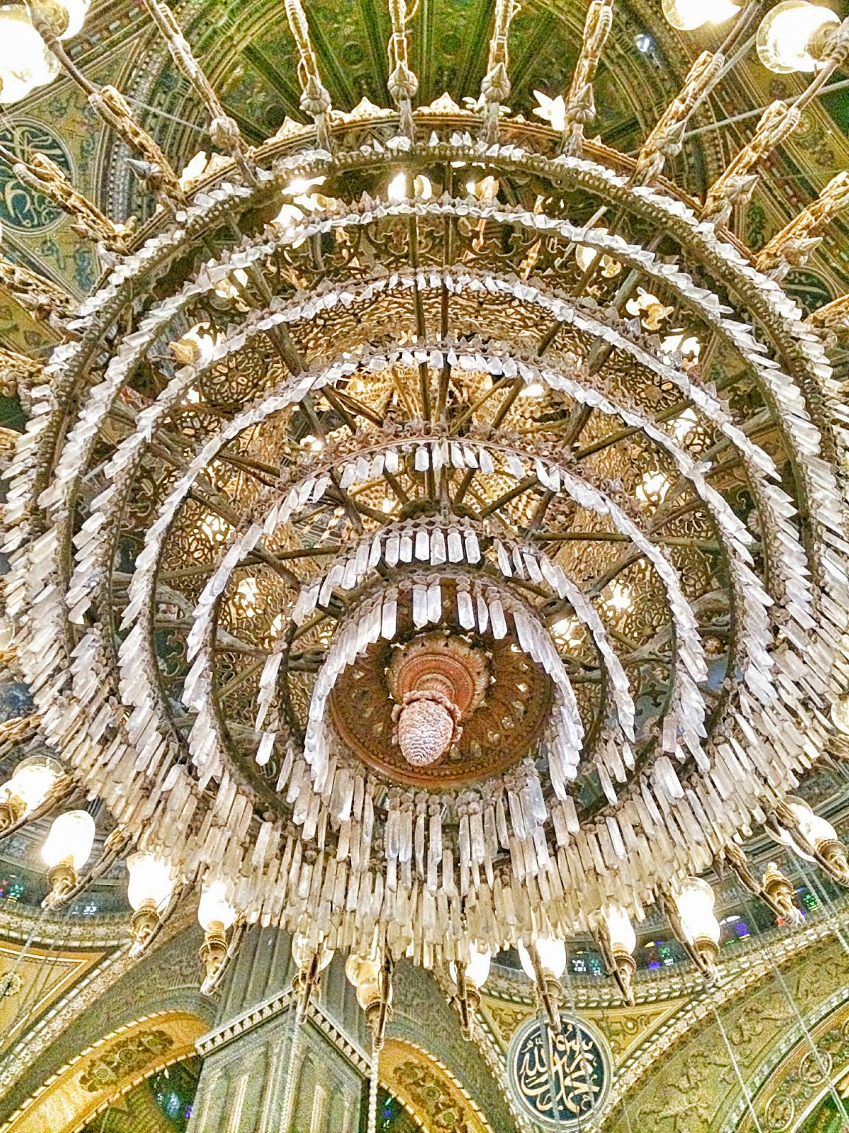 有名な観光地:エジプトのムハンマド・アリ・モスク