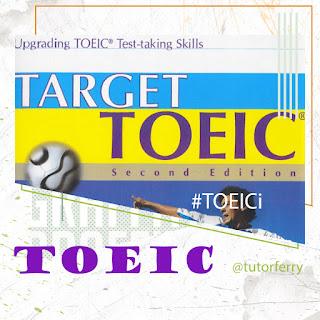 ดาวน์โลหหนังสือเตรียมสอบโทอิค (TOEIC) พร้อมเฉลย ฟรี!