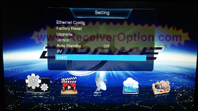 DRAKE 990 PLUS HD RECEIVER NEW SOFTWARE WITH ECAST & NASHARE OPTION 3 JULY 2020