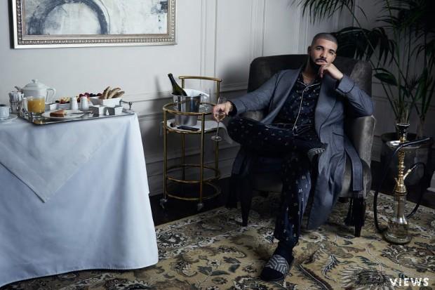 """Drake alcanza el millón de álbumes vendidos en su primera semana con """"VIEWS"""""""