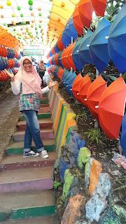Kampung Tridi, Malang, Jawa Timur, Maen ke Malang