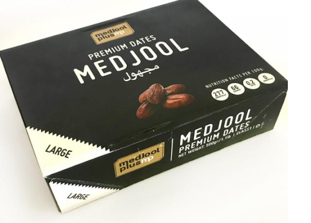 Medjool Plus - Premium Dates, 500 Grams