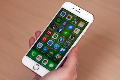 Smartphone Paling Top di Seluruh Dunia - iPhone 7 Plus