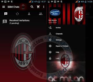BBM Mod  Klub Sepak Bola Versi Terbaru 2.13.0.26 Apk