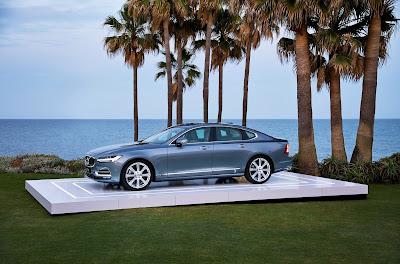 To νέο Volvo S90 στην Ελλάδα