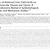 Efeitos dos ácidos graxos trans do ruminante sobre doenças cardiovasculares e câncer.
