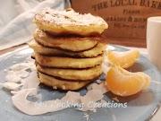 Диетични пенкейкс с рикота и кокосово брашно * Pancakes con ricota e cocco