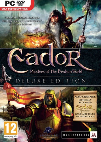 Eador Masters of the Broken World PC Full Español