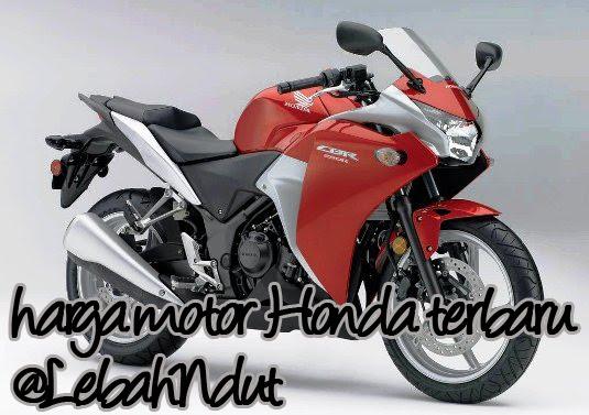 Daftar Harga Motor Honda Baru Bekas Desember 2012 Terlengkap