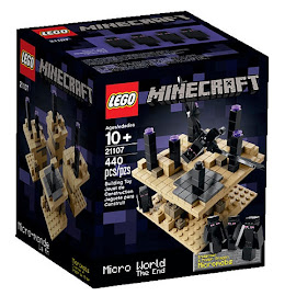 Minecraft The End Lego Set