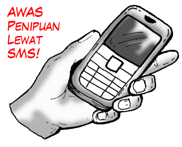 SMS Penipuan