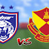 Live Streaming JDT vs Selangor Liga Super 19.6.2019