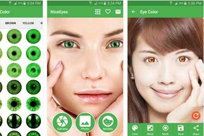 Cara Merubah Warna Mata (Sharingan) Di Android