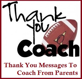 Appreciation messages and letters coach thank you messages to coach from parentsthank you note to coach from parents thank you wordings to coach from parents thank you messages for coachsample expocarfo Choice Image
