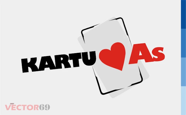 Logo KARTU As - Download Vector File EPS (Encapsulated PostScript)