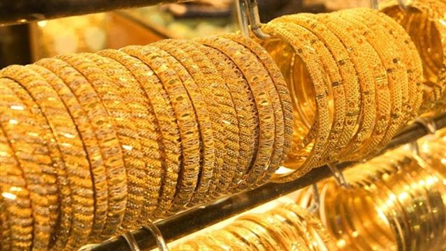 أسعار الذهب اليوم في مصر الاثنين 10-10-2016 بالصاغة المصرية