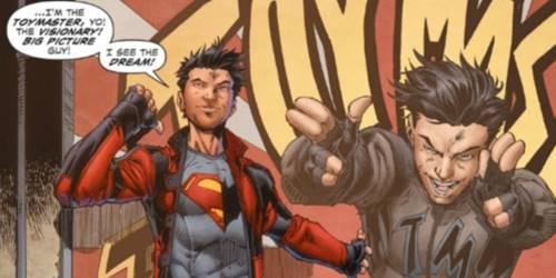 superhero tercerdas dc comics