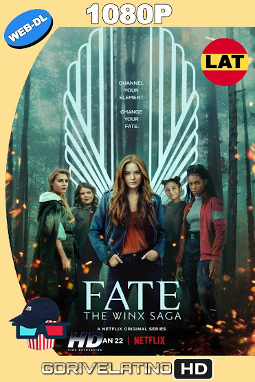 Destino: La Saga Winx (2021) Temporada 01 NF WEB-DL 1080p Latino-Ingles MKV