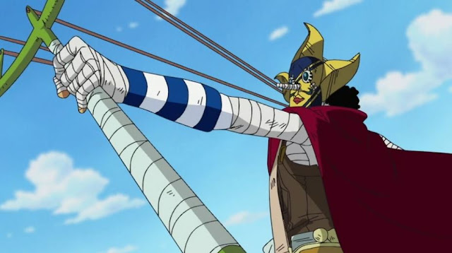 One Piece: Will Usop Have Devil Fruits?
