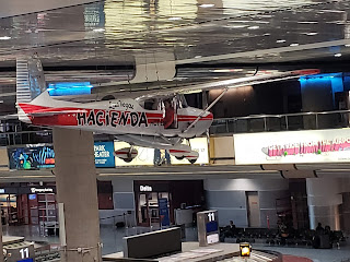 World Endurance Flight display at Las Vegas airport