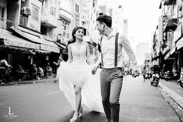 Lợi thế với dịch vụ chụp ảnh cưới trọn gói