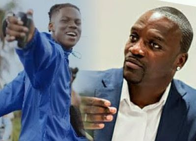 Akon and Rema