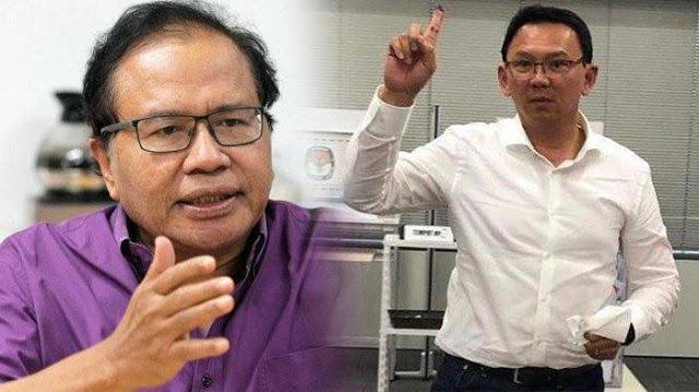 Rizal Ramli Sebut Ahok Kelas Glodok, Ahok: Saya Kaya Dong