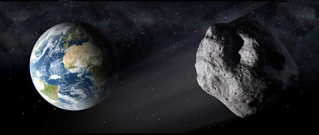 Ilustração feita pela NASA