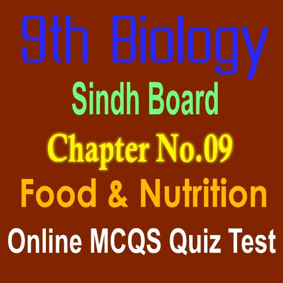 Sindh Board Biology Unit 9 Notes
