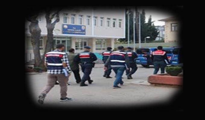 Mersin'de Eylem Hazırlığındaki 14 Kişi Yakalandı