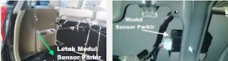 Cara Memperbaiki Sensor Parkir Tidak Bunyi Mobil Avanza