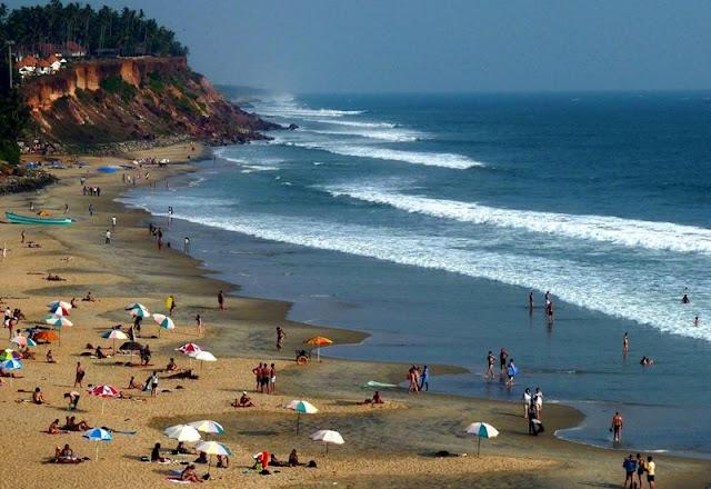 Varkala-Beach-Kerala