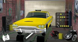 Joc cu taxi - Gangster Ace Taxi Metroville