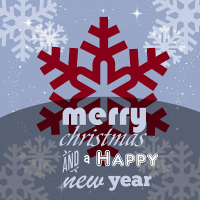 merry christmas and happy new year background images