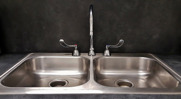 Image: Kitchen Sink, by Brett Hondow on Pixabay