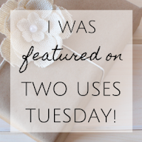 http://www.sarahcelebrates.com/two-uses-tuesday-link-up-26/