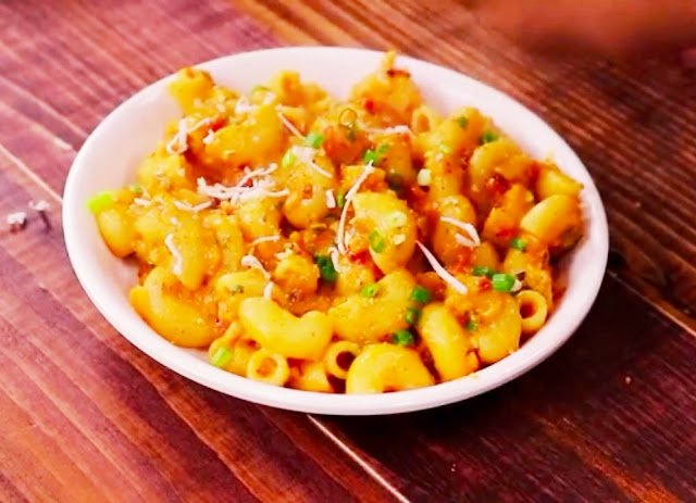 Cheese Macroni Recipe, macroni