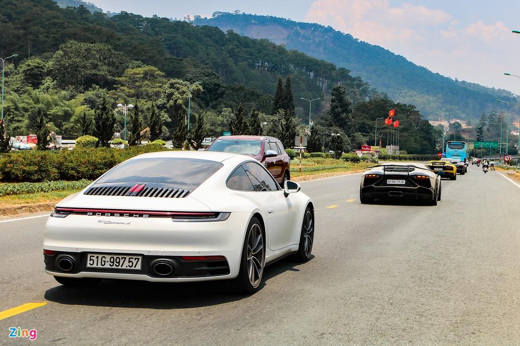 Hàng chục siêu xe đổ bộ về Đà Lạt tái khởi động Car Passion