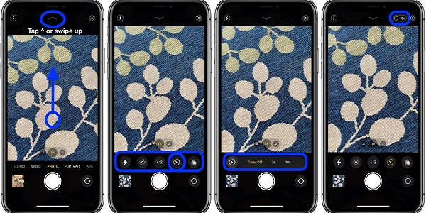 How to Access the Camera Timer on iPhone 11 and iPhone 11 Pro