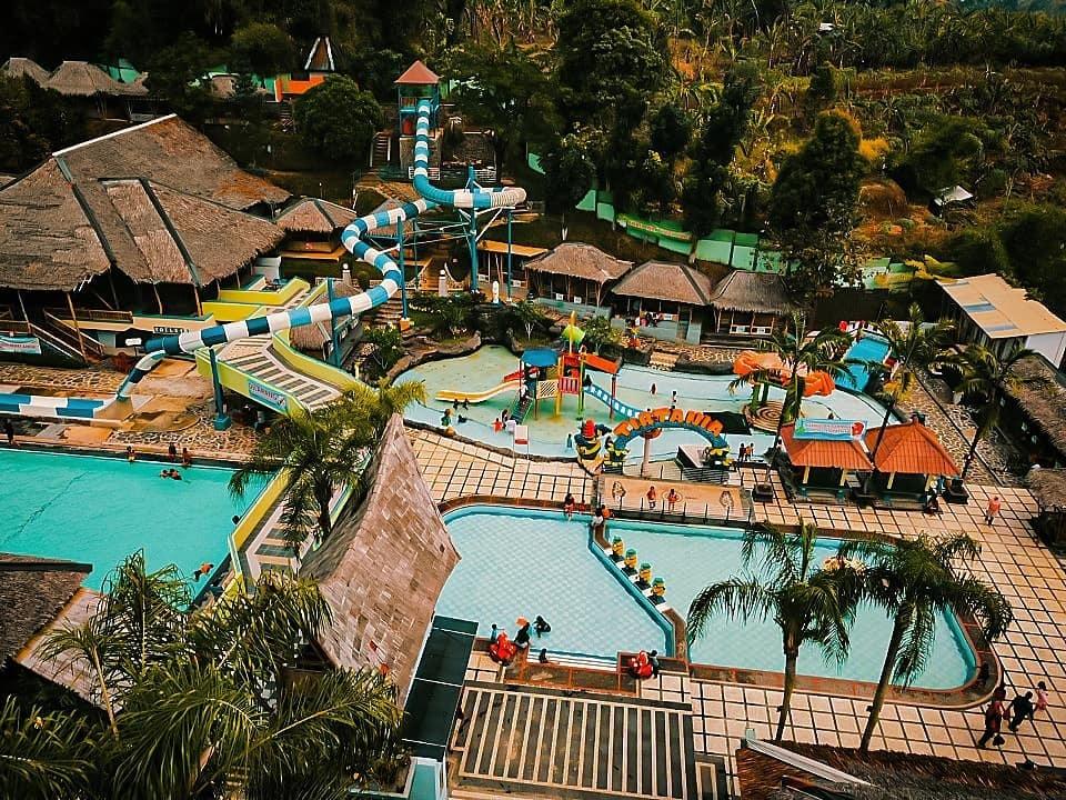 Harga Tiket Tirtania Waterpark