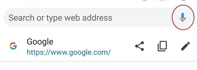 كيفية استخدام مساعد Google في Chrome على Android Mic