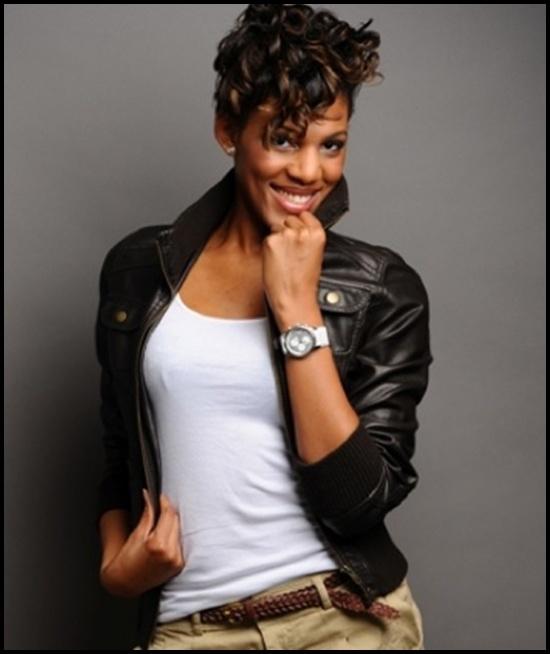 Groovy 60 Short Curly Hairstyles For Black Woman Stylishwife Short Hairstyles Gunalazisus