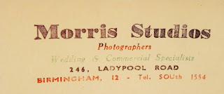 Morris Studios Ladypool rd Birminghamphotographers