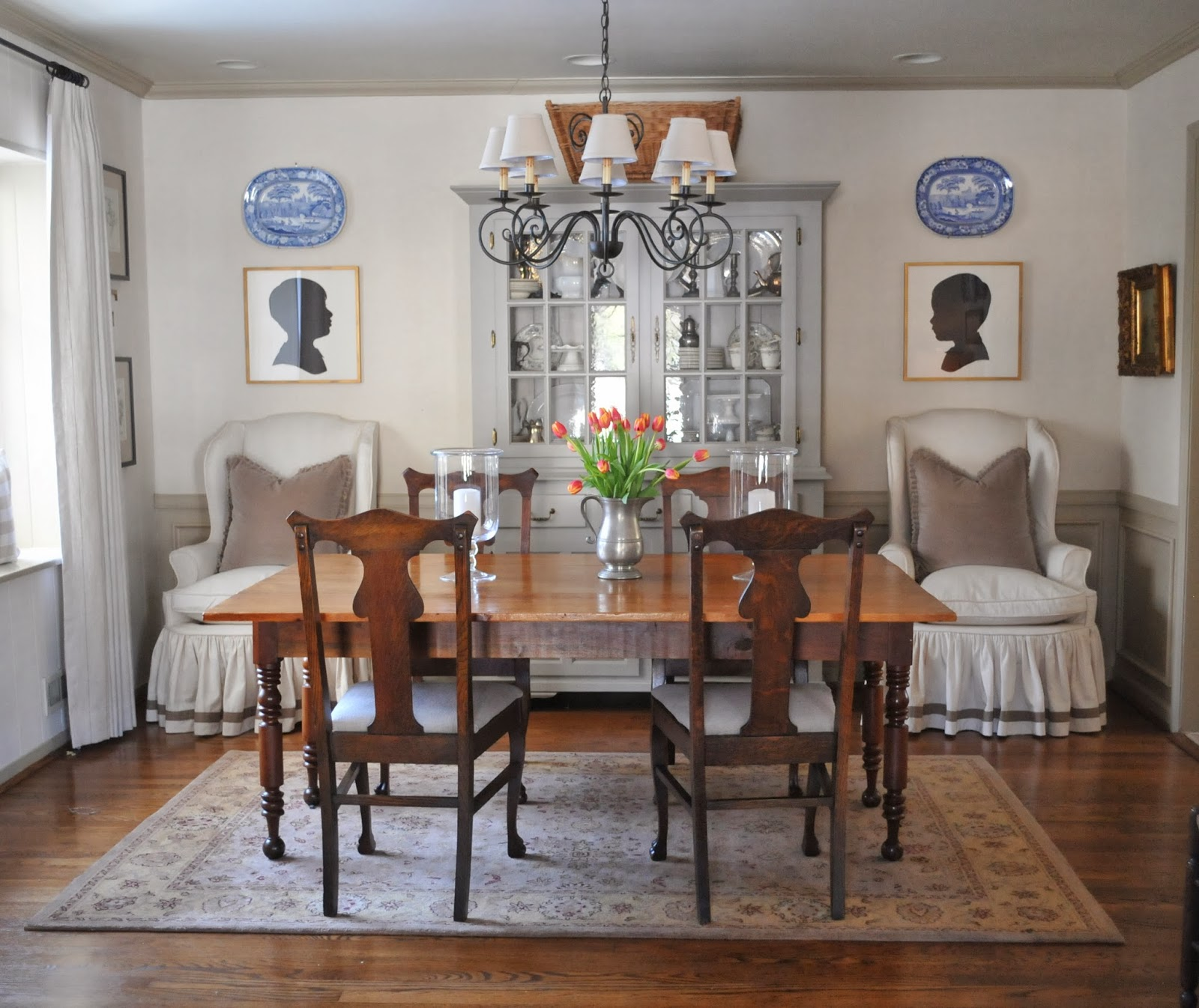 Dining Room Makeover: NINE + SIXTEEN: Decorating Inspiration