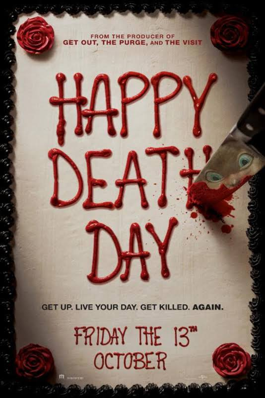 Happy Death Day 2017 480p 350MB