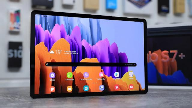 Samsung Galaxy Tab S7 - Fortnite