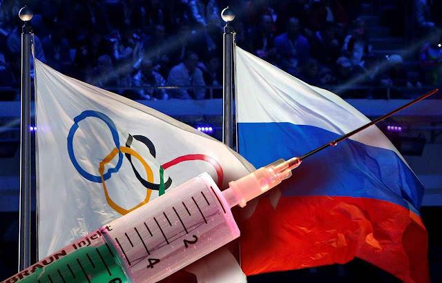Esquema de doping montado pelo Estado russo perturba as Olimpíadas